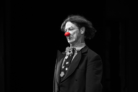"""Ha, ha"" said the Clown"